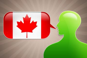 Lingua canadese