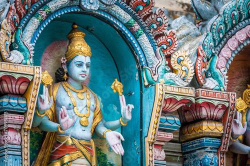 Fotobehang Singapore Sri Krishnan Temple