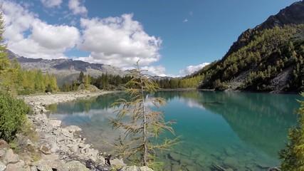 Lago Lagazuolo - Valmalenco (IT)