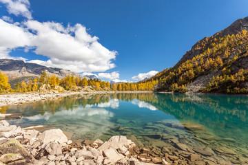 Laghetto alpino - Valmalenco Italy