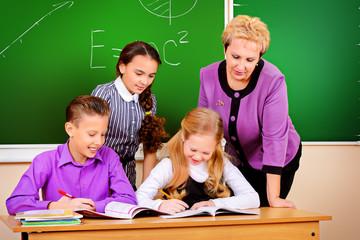 teaching process