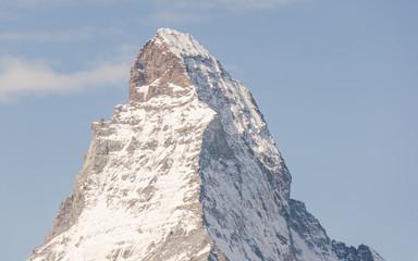 Zermatt, Dorf, Alpen, Schweizer Berge, Berggipfel, Sommer