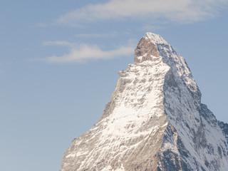 Zermatt, Bergdorf, Walliser Alpen, Schweizer Berge, Klettern