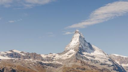 Zermatt, Bergdorf, Alpen, Wallis, Trockener Steg, Schweiz