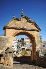 Arco de Felipe V, Ronda, Málaga, España