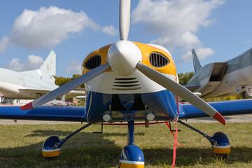 Small sports plane