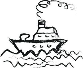 doodle ship
