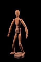 Wooden Brown Art Mannequin
