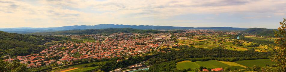 Gorizia and Nova Gorica
