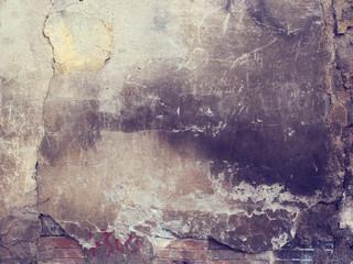 Mur délabré