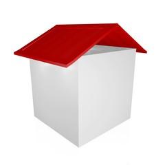 Cube Box House