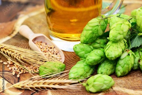 Hopfen, Gerste,Bier - 71008200