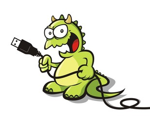 usb monster