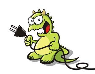 Plug monster