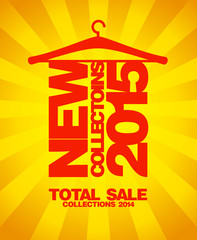 New collections 2015, sale 2014.