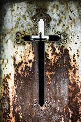 croix religion deuil