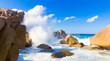 Seascape Ocean Waves