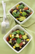 Black bean avocado salad