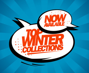 Top winter collections now available.
