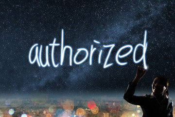 Concept of authorized