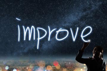 Concept of improve