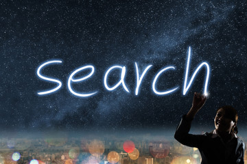 Concept of search