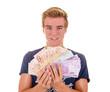 Teenager mit viel Geld