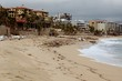 Damaged by hurricane Odile Medano beach front houses