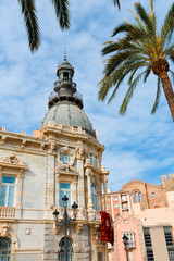 Ayuntamiento de Cartagena Murciacity hall Spain