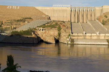Keban Barajı : Hidroelektrik