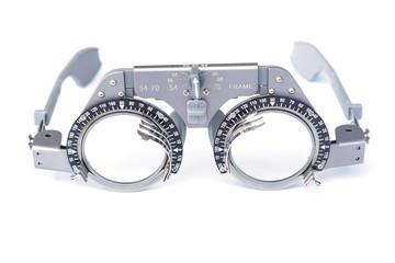 trial frame - eye glasses equipment