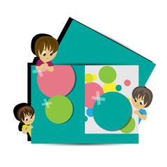 brochure design for kids
