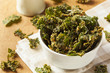 Homemade Green Kale Chips - 71018678