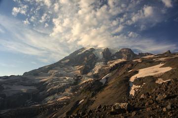 Mt. Rainier Summertime