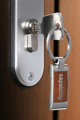 Key of capability