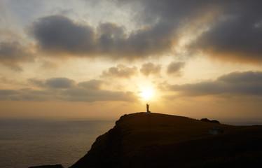 与那国島 日本最西端の朝日
