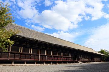京都 入母屋造