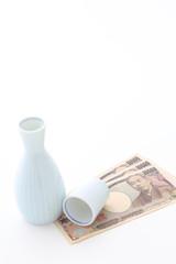 お金とお酒