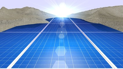 clean energy background