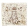 Leinwandbild Motiv Leonardo da Vinci