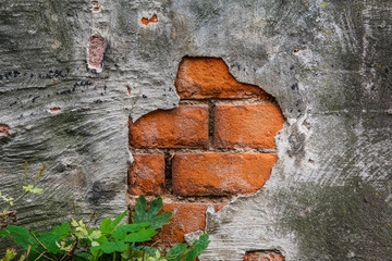Mauerschäden