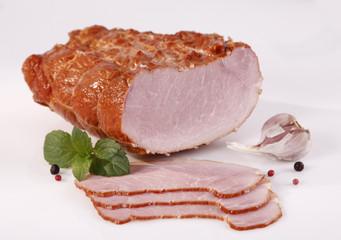 Tasty ham