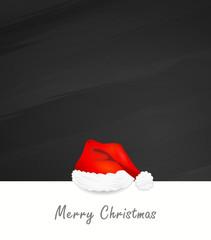 Rote Bommelmütze - Weihnachten