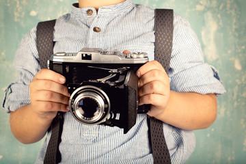 nostalgische Kamera - Fotografie