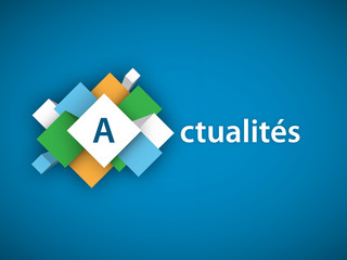 """ACTUALITES"" (blog informations médias news)"