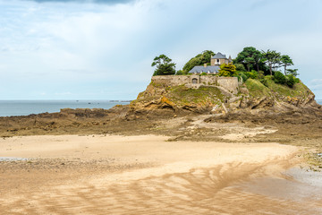 Fort du Guesclin in Brittany