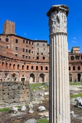 foro di Traiano - Roma