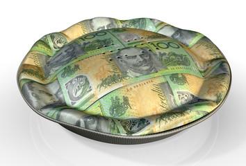 Money Pie Australian Dollar