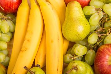 Fresh Ripe Whole Fruit