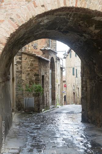Montalcino (Tuscany, Italy) © Claudio Colombo